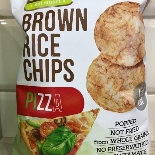 Imagine Rice Up chips cu pizza 60 grame
