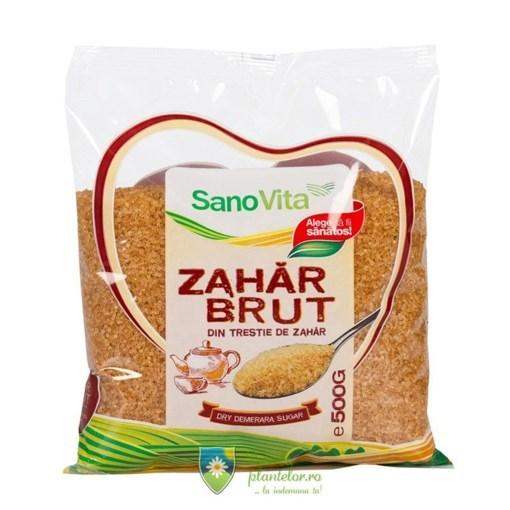 Imagine Zahar brut (din trestie) 500 grame