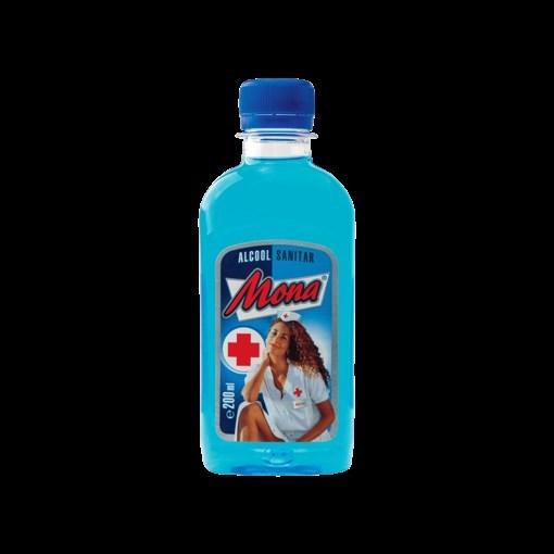 Imagine Alcool Sanitar 70% - Mona - 0.2L
