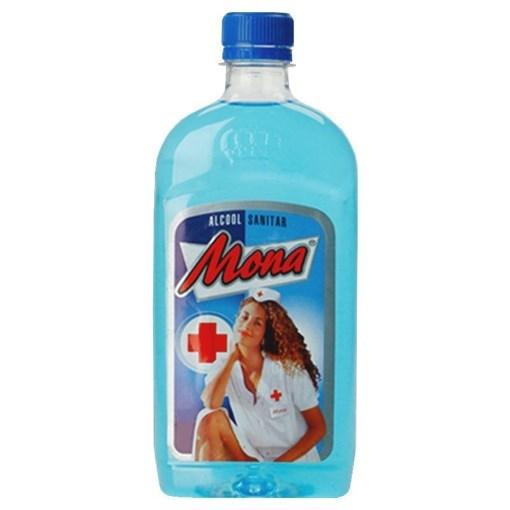 Imagine Alcool sanitar Mona 500ml
