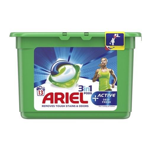 Imagine Ariel Caps Plus Active pods 13x30ml