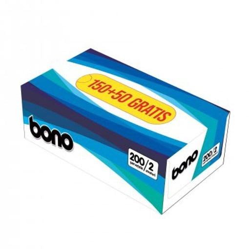 Imagine Bono Servetele 150+50 buc.