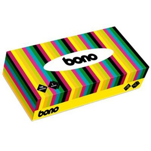 Imagine Bono Servetele cutie 100 buc.