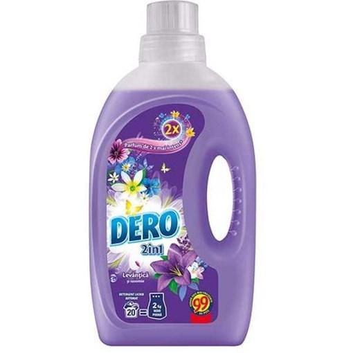 Imagine Detergent 2in1 Levantica automat 1L - DERO