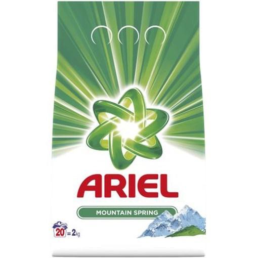 Imagine Detergent automat Ariel, Mountain Spring 2Kg