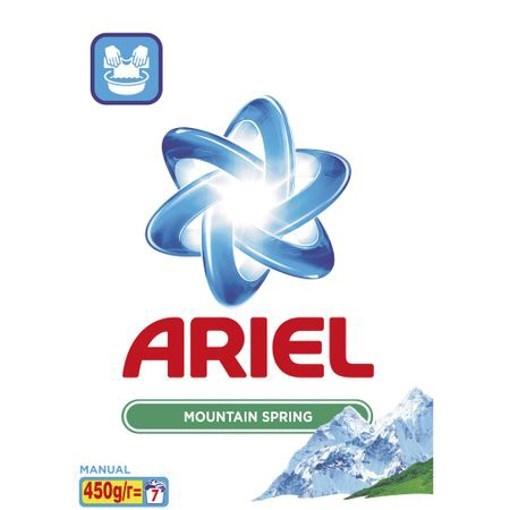 Imagine Detergent manual Ariel Mountain Spring 450g