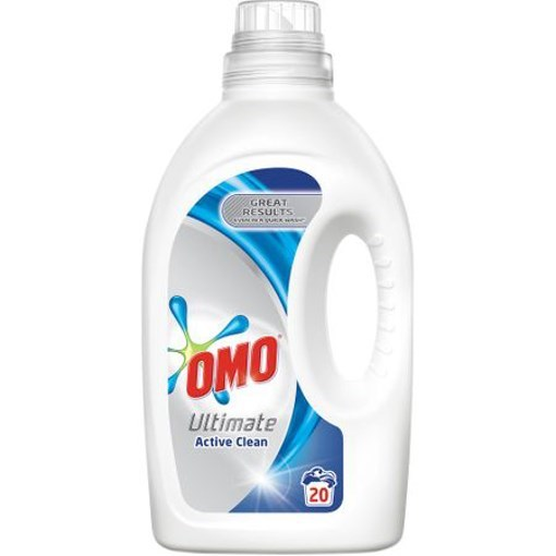 Imagine Detergent Ultimate Active Clean 1L - Omo