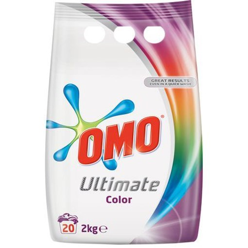 Imagine Detergent Ultimate Color Automat - 2kg - OMO
