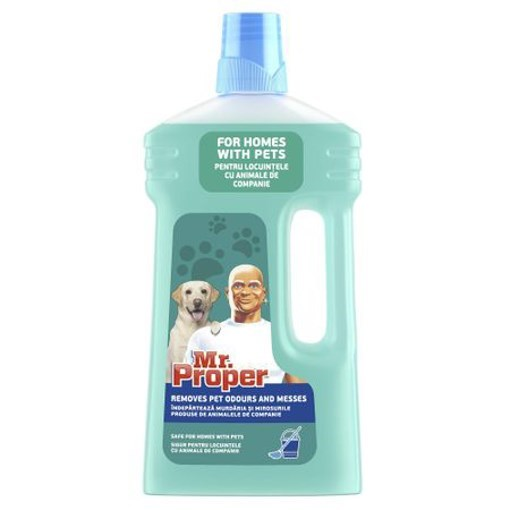 Imagine Mr. Proper PET Liquid 1L