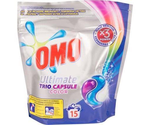 Imagine Omo Ultimate Trio Caps Colour 15s