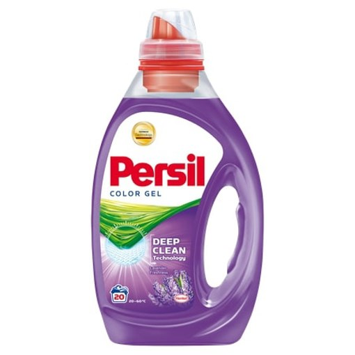 Imagine Detergent lichid Persil gel lavanda, 20 spalari, 1L