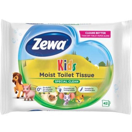 Imagine Zewa Hartie Igienica Umeda Kids
