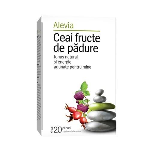 Imagine Alevia - Ceai fructe de padure 20