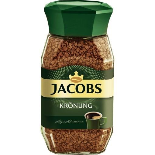Imagine Jacobs Kronung Cafea Solubila 100g (borcan)