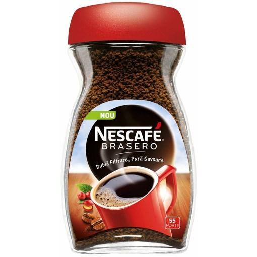 Imagine Nescafe Brasero Borcan Delicate 100g