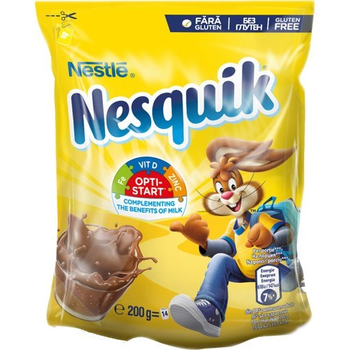 Imagine Nesquik instant cacao pudra 200 grame
