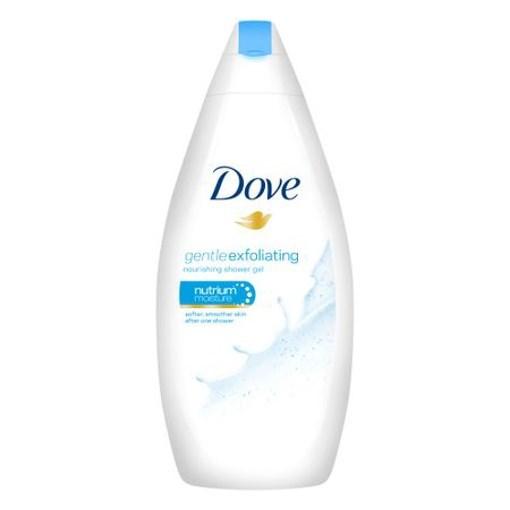 Imagine Dove Gel de dus Gentle Exfoliating 500ml