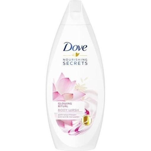 Imagine Dove gel de dus Glowing With Lotus Flower 250ml