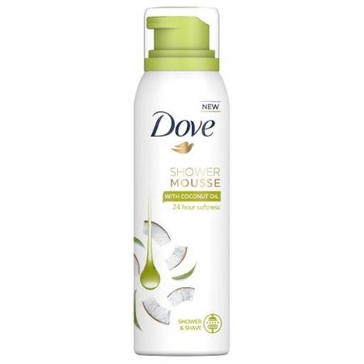 Imagine Dove Spuma de dus Coconut 200ml
