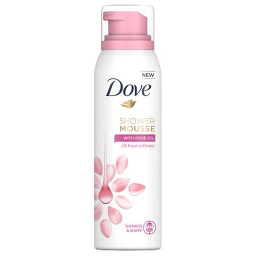 Imagine Dove Spuma de dus Rose 200ml