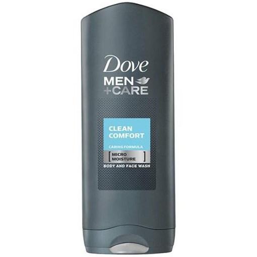 Imagine Gel de Dus Dove Men Clean Comfort 250ml