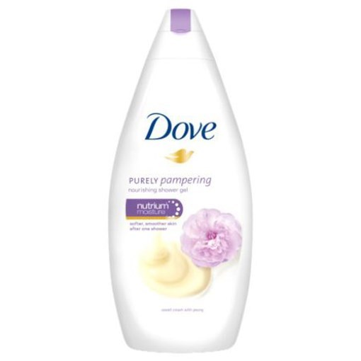 Imagine Gel de Dus Dove Sweet Peony 250ml