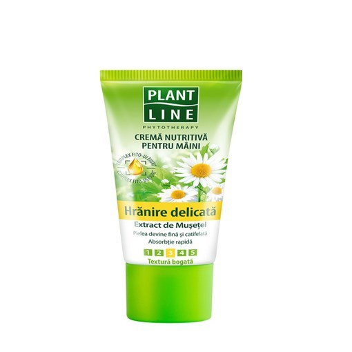 Imagine Plant Line Crema de Maini Musetel 75ml