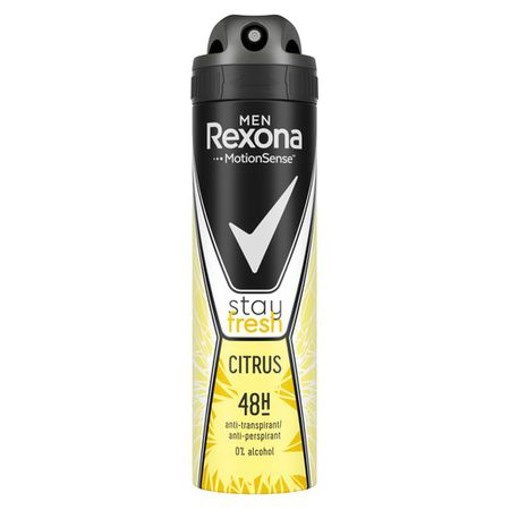 Imagine Rexona Men Spray Citrus, 150ml