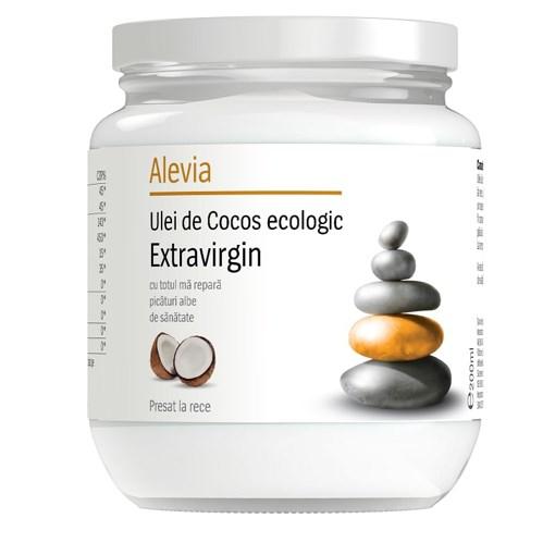 Imagine Ulei de cocos Ecologic Extravirgin 200ml