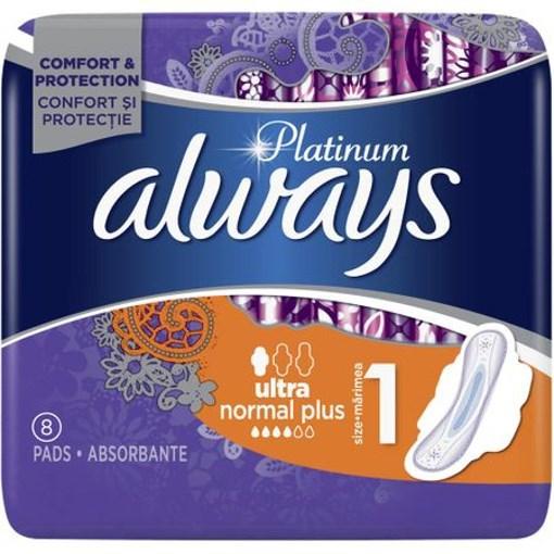 Imagine Always Platinum Norm(8) Size 1