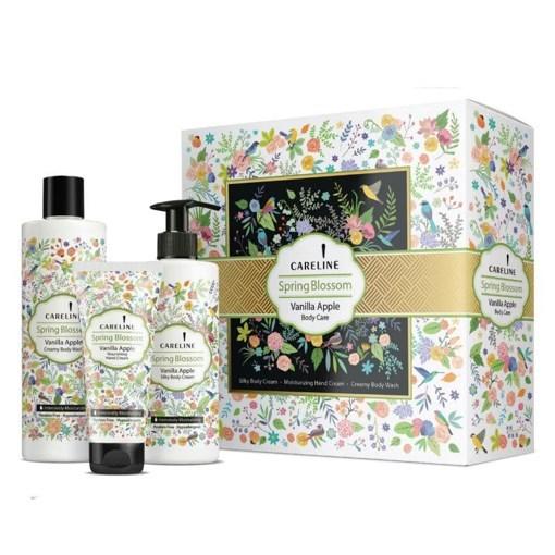 Imagine Careline Set Cadou Spring Blossom(Gel dus+crema corp+crema maini spring blossom)