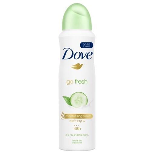 Imagine Deodorant Dove Go Fresh Cucumber 150ml