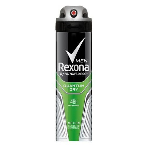 Imagine Deodorant Rexona Men Quantum Dry 150ml