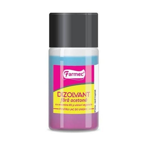 Imagine FARMEC- dizolvant fara acetona, 50 ml