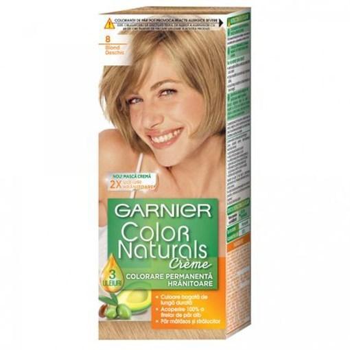 Imagine Garnier vopsea de par blond deschis