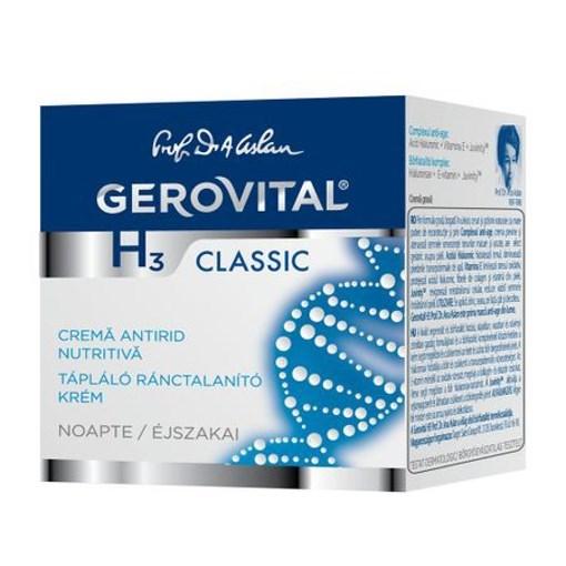 Imagine GH3 CLASSIC - crema antirid nutritiva, 50 ml
