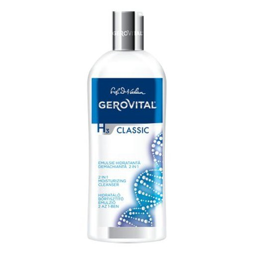 Imagine GH3 CLASSIC - emulsie hidratanta demachianta 2 in 1, 200 ml