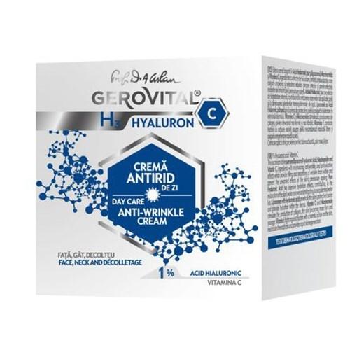 Imagine GH3 HYALURON C - CREMA ANTIRID DE ZI, 50 ml