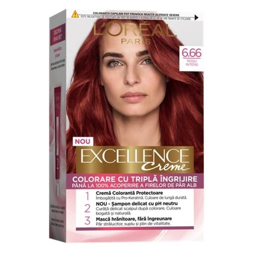 Imagine O Excellence Vopsea 6.66 rosu intens