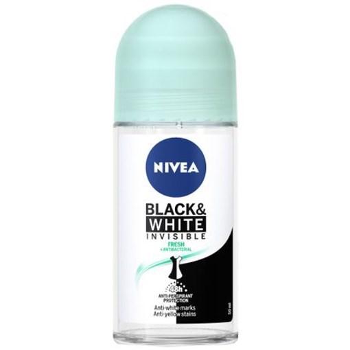 Imagine Roll-On Black & White Fresh Nivea 50 ml