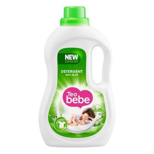 Imagine Teo Bebe Cotton Soft Aloe 1.1L