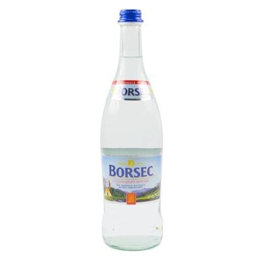 Imagine Apa minerala carbogazoasa Borsec 0.75 L