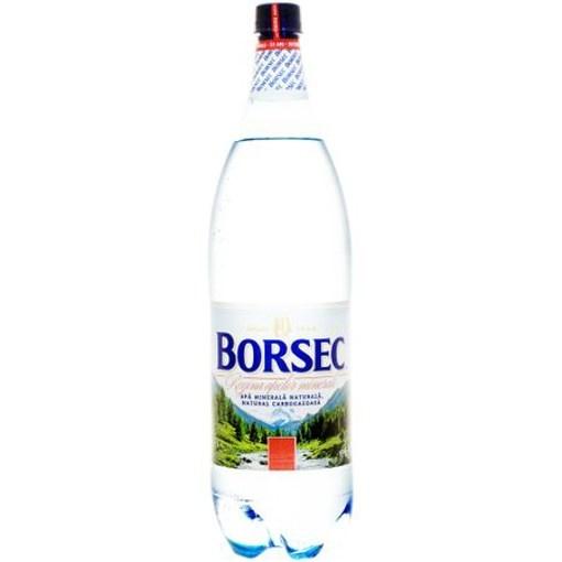 Imagine Apa minerala carbogazoasa Borsec 1.5 L