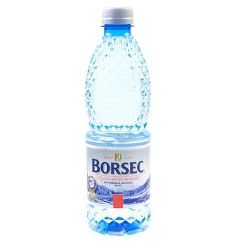Imagine Apa minerala plata Borsec 0.5 L