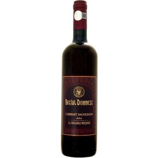 Imagine Vin Beciul Domnesc Cabernet Sauvignon Dulce 0.75L