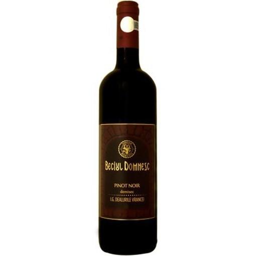 Imagine Vin Beciul Domnesc Pinot Noir 0.75L