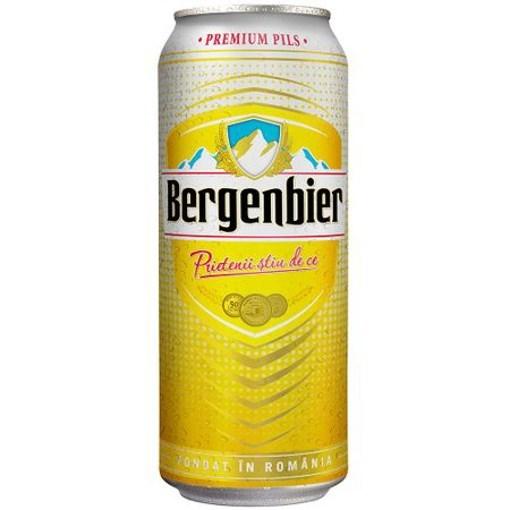 Imagine Bere Bergenbier 500ml (doza)