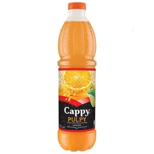 Imagine Cappy Pulpy Portocala 1.50 L
