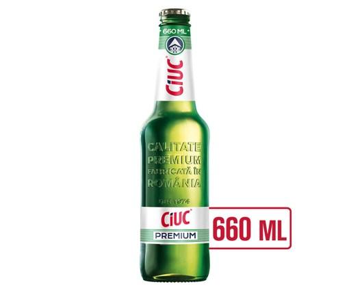 Imagine Bere Ciuc Premium 0.66 L (sticla)