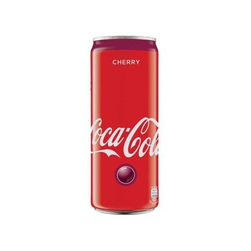Imagine Coca-Cola Cherry 330 ml